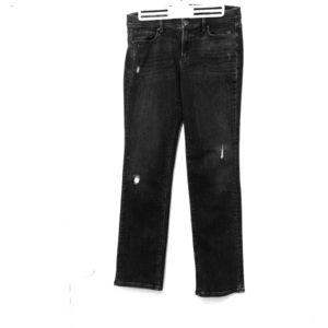 Pants - Loft womans 29/8 stretch blue denim jeans